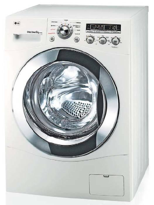 Samsung Washing Machine: Interpret Error Codes
