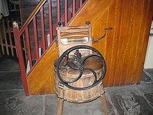 Washing Machine Invention